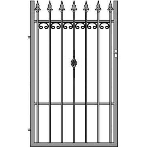 Ola 33 egyszárnyú kapu