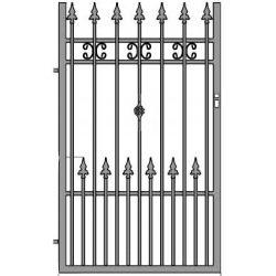 Eliza 33+ egyszárnyú kapu