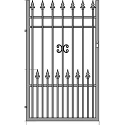Eliza 1+ egyszárnyú kapu