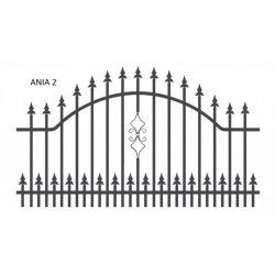 Ania2+ kerítés köz