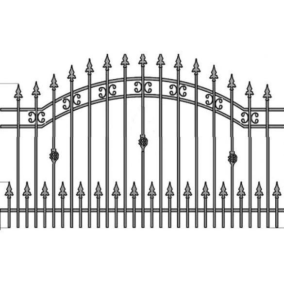 Natalia33+  kerítés betét