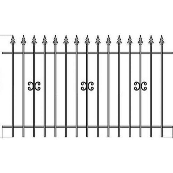 OLA 1 kerítés elem