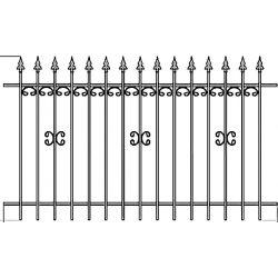 OLA 11 kerítés elem