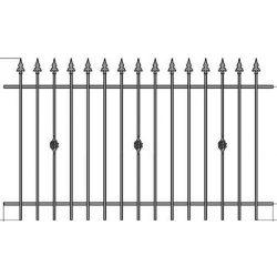 OLA 3 kerítés elem