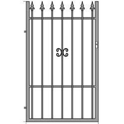 Ola 1 egyszárnyú kapu