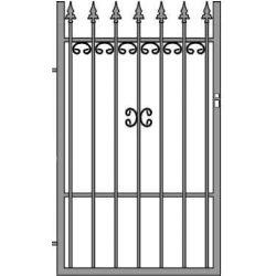 Ola 11 egyszárnyú kapu
