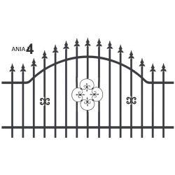 Ania4 kerítés elem
