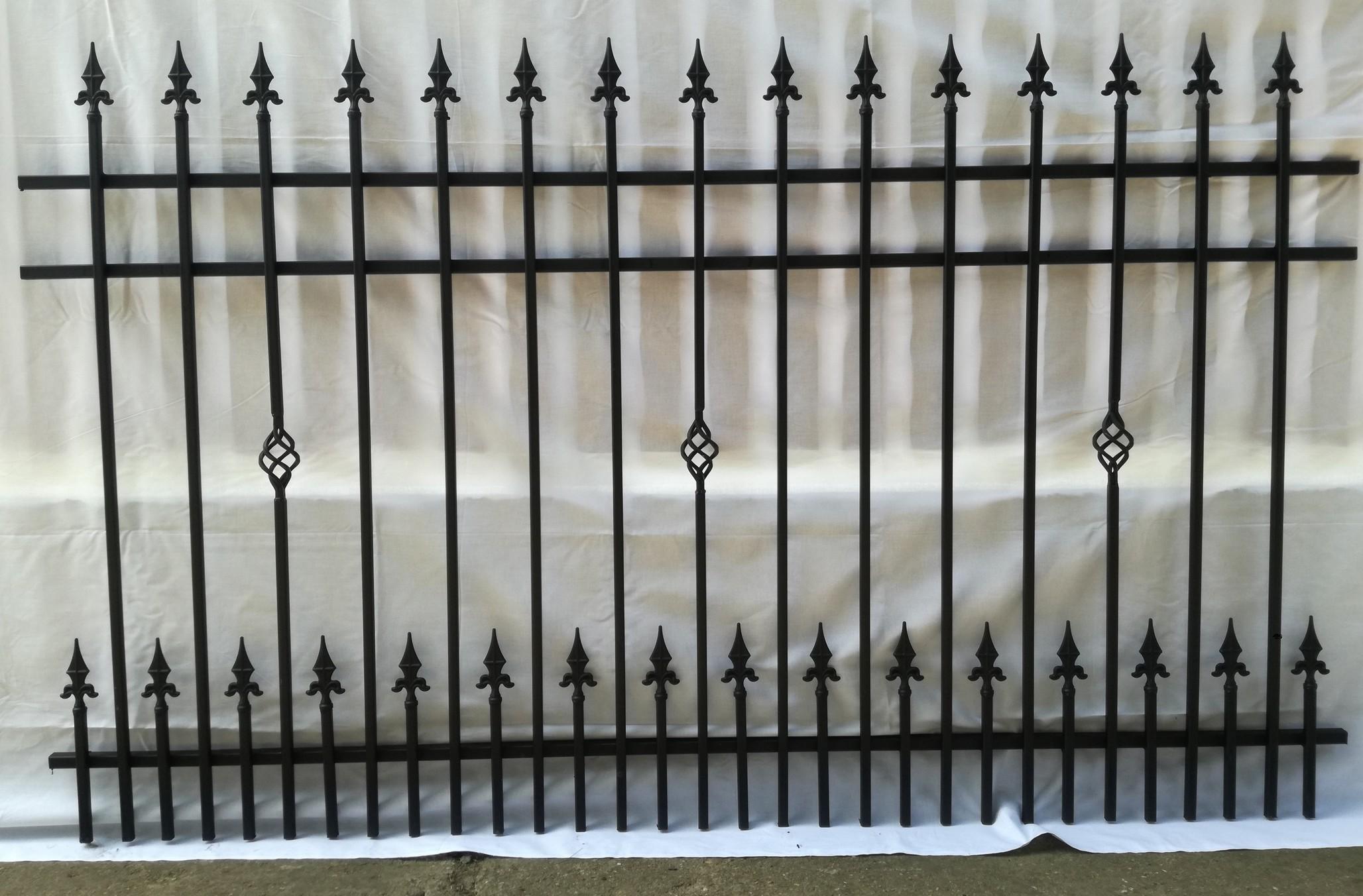 kovácsoltvas kapu kerítés árak Kecskemét, Bács-kiskun megye