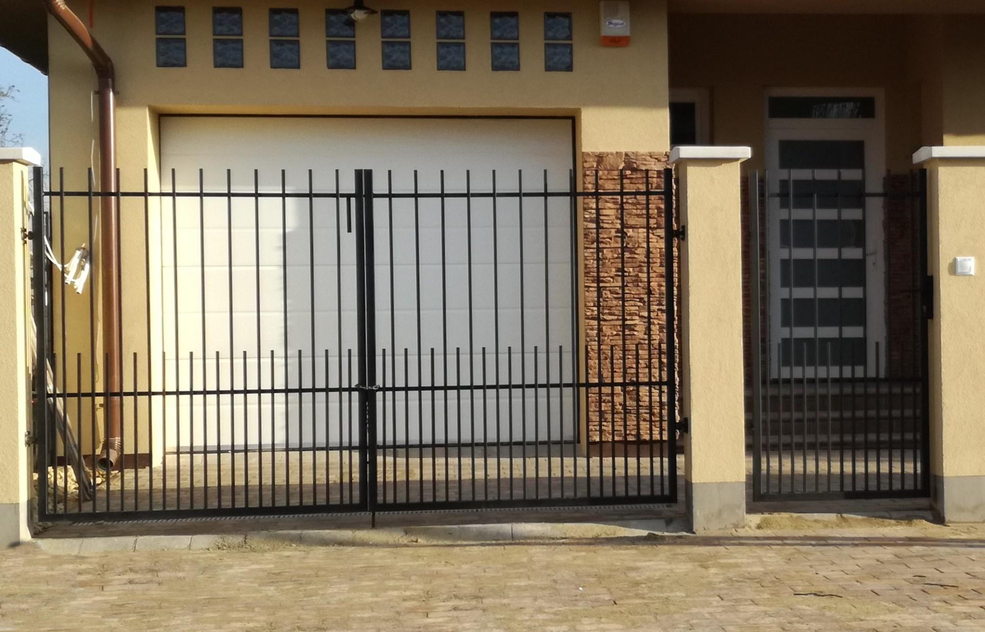 kovácsoltvas kapu,kerites árak Nyíregyháza